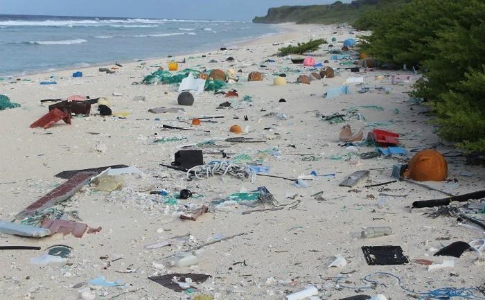 Henderson Island, insula îndepărtată şi nelocuită care a devenit locul cel mai poluat din lume