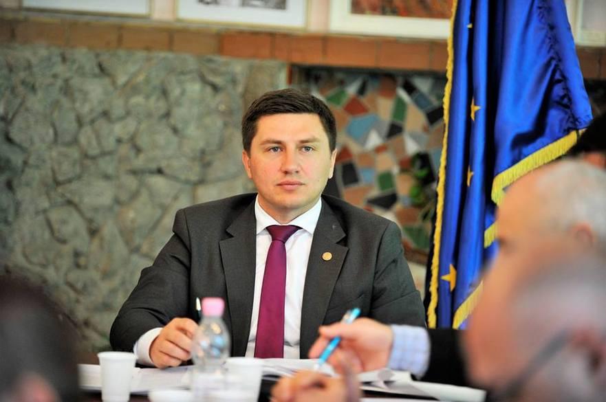Constantin Codreanu, deputat PMP