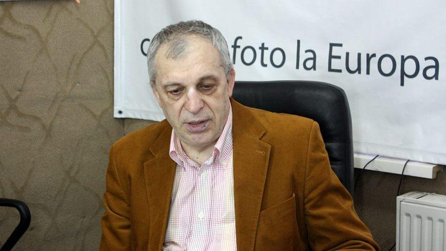 Petru Bogatu, jurnalist şi analist politic de la Chişinău