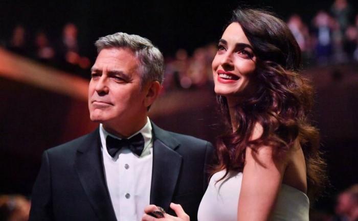 Amal şi George Clooney