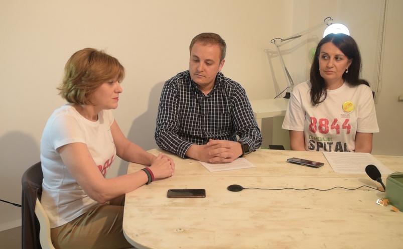 Rezistenţa în dialog cu Oana Gheorghiu