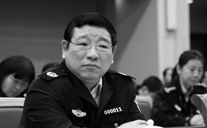 Chen Zhimin, fost adjunct al ministrului securităţii publice chineze.