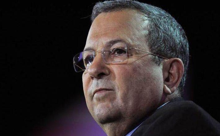 Fostul premier israelian Ehud Barak.
