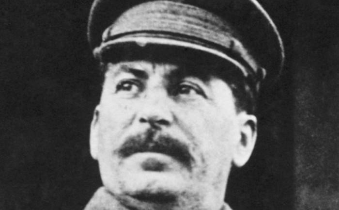 Fostul dictator sovietic Iosif Stalin.