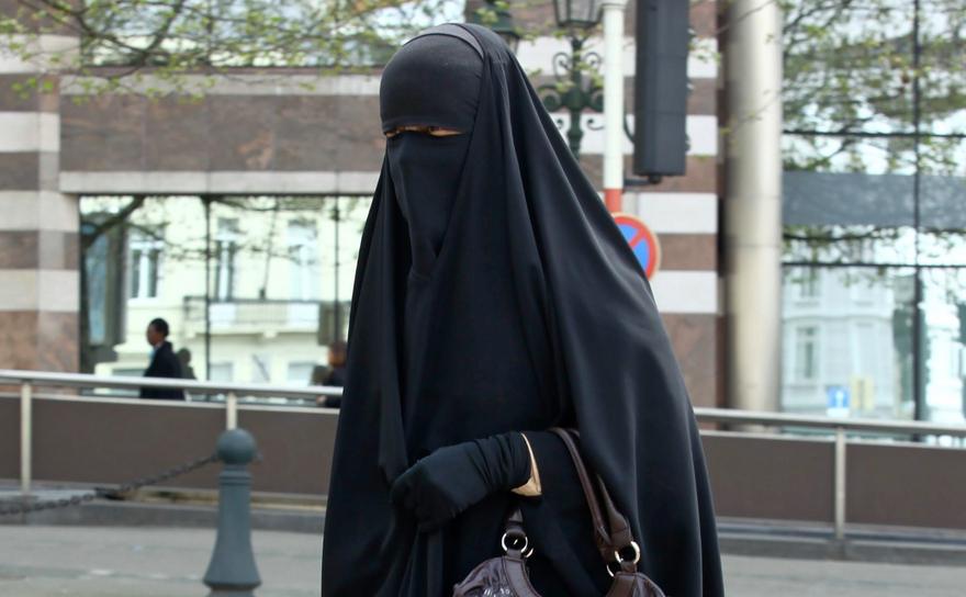 Femeie musulmană