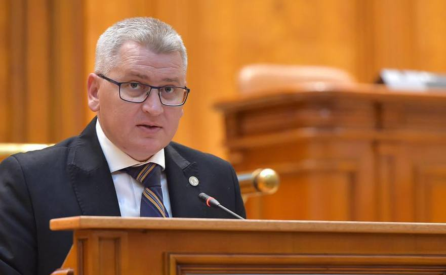 Deputat PNL Florin Roman