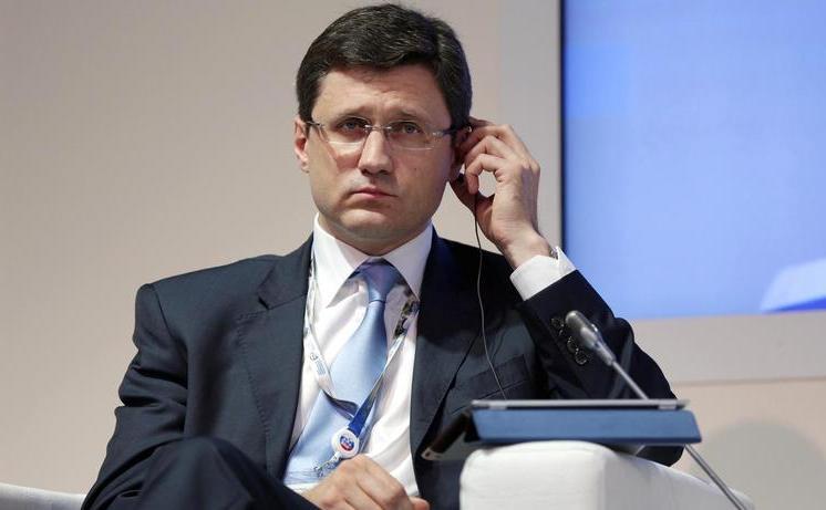Ministrul rus al energiei, Aleksandr Novak.