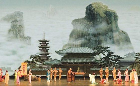 Shen Yun prezintă în forma dansului printre altele, mituri şi legende renumite din trecutul Chinei.