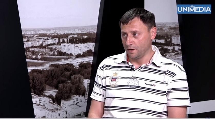 """Ion Tăbârţă, expert la Institutul pentru Dezvoltare şi Iniţiative Sociale """"Viitorul"""""""