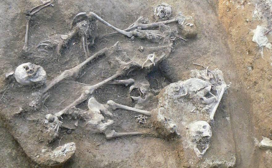 Campanie de investigatie arheologică