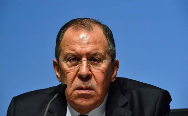 Ministrul rus de externe, Serghei Lavrov.