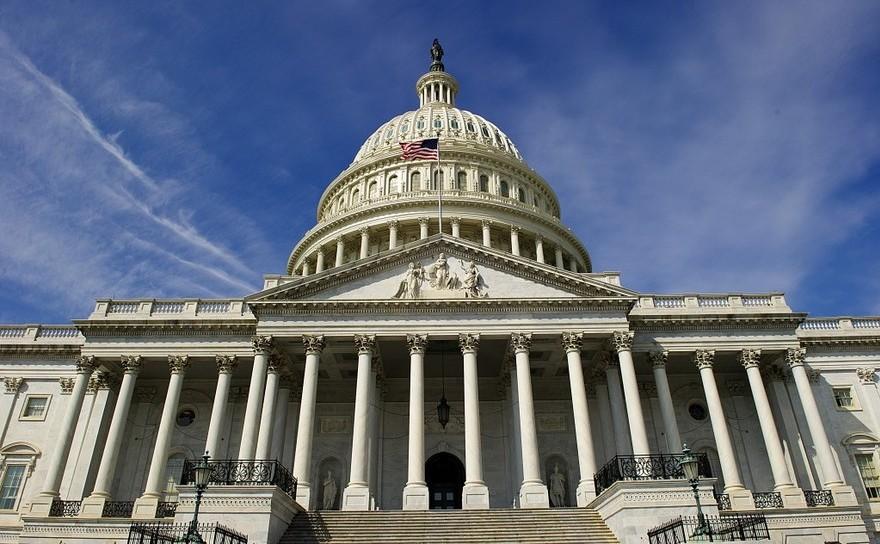Capitoliul Statelor Unite ale Americii, sediul Congresului american.
