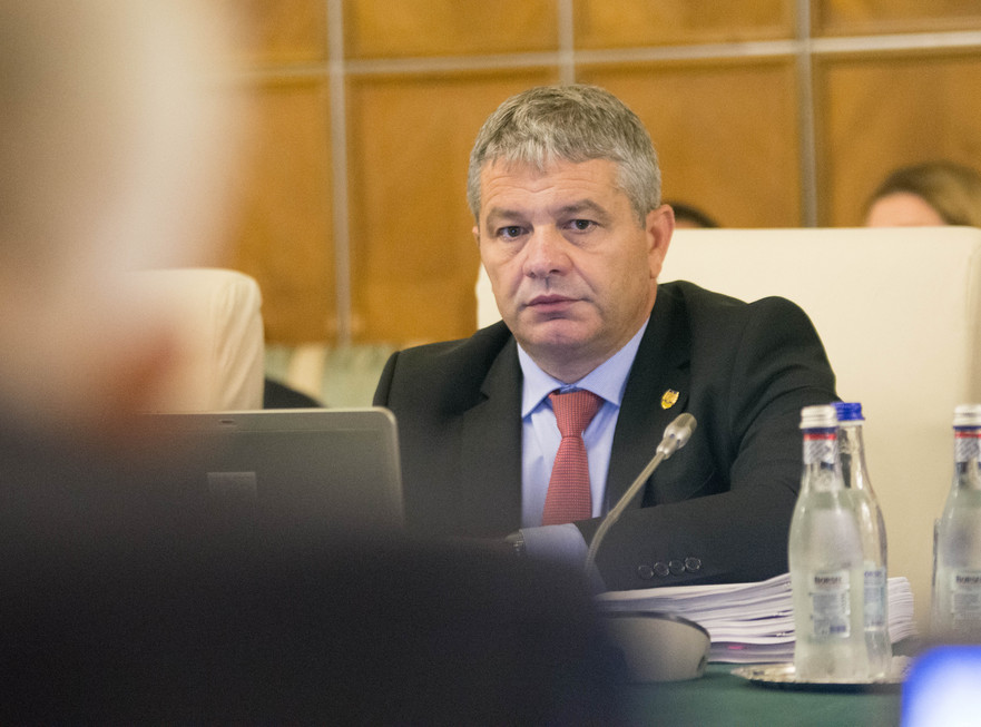 Florin Bodog(Ministrul Sanatatii),