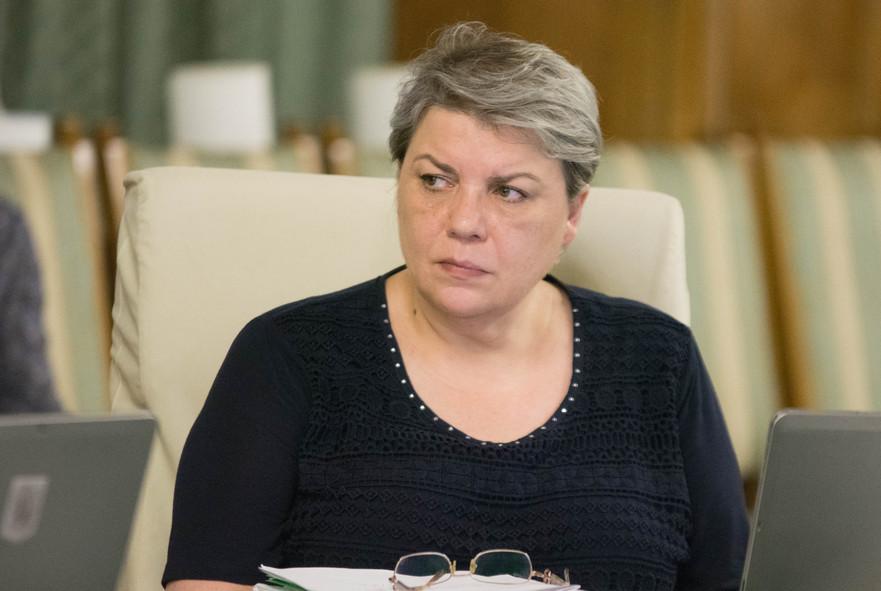 Sevil Shhaideh(Minstrul Dezvoltarii Regionale, Administratiei Publice si Fondurilor Europene),