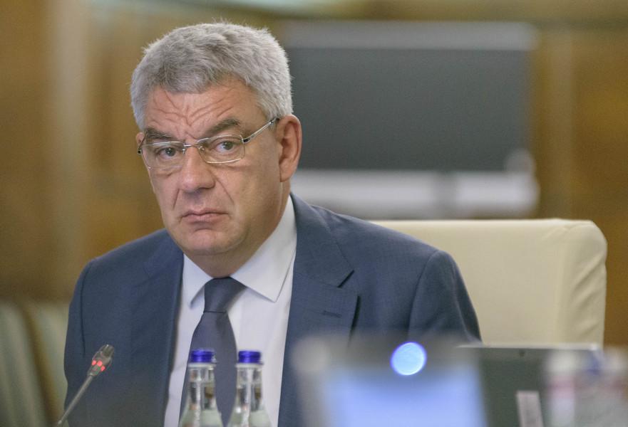 Mihai Tudose(Prim-ministru),