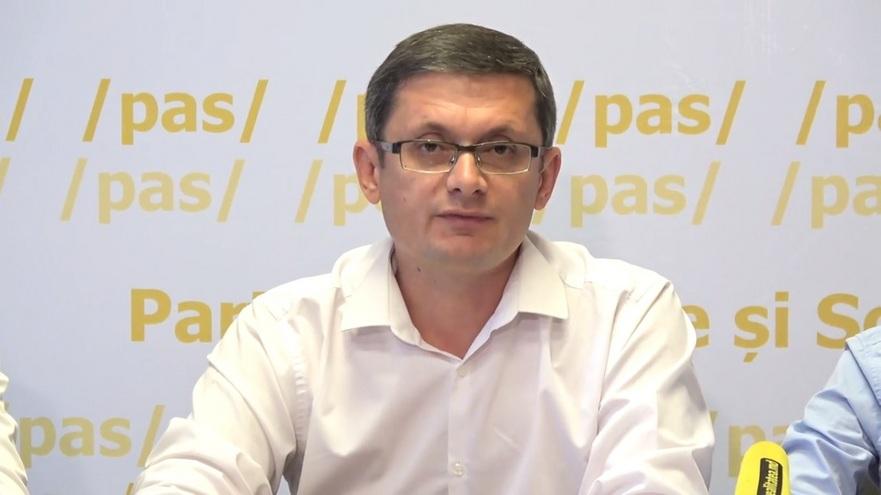 Igor Grosu, secretarul general al Partidului Acţiune şi Solidaritate