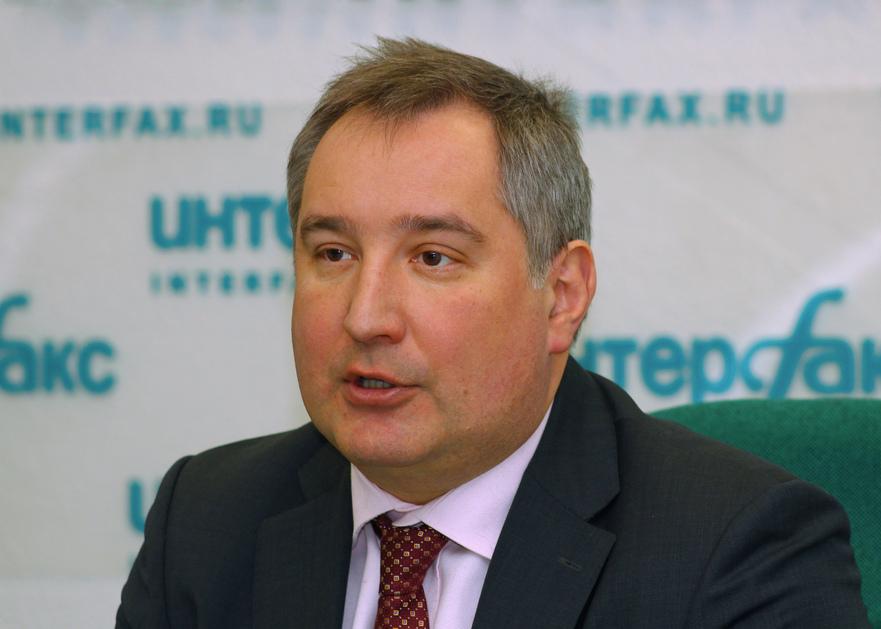 Vicepremierul rus Dmitri Rogozin, reprezentantul Federaţiei Ruse în Transnistria
