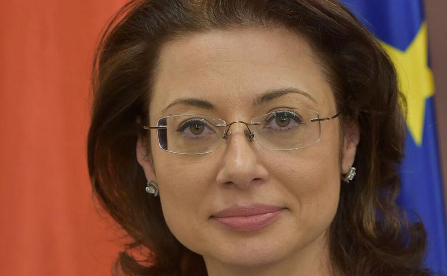 Deputat PSD Oana Florea