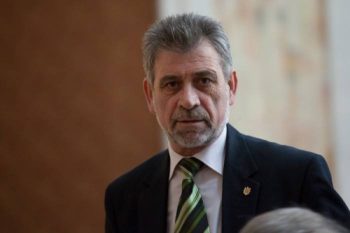 Tudor Deliu, liderul fracţiunii PLDM în Parlament