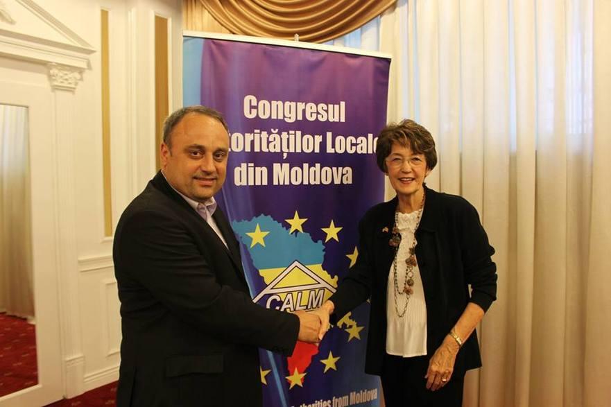 Viorel Furdui, director executiv al Congresului Autorităţilor Locale din R. Moldova