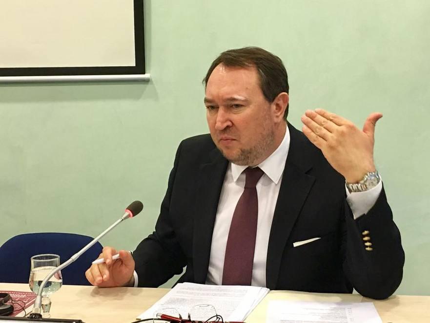 Alexandru Tănase, fostul preşedinte al Curţii Constituţionale din Moldova