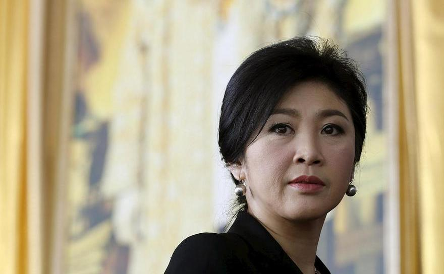 Fostul premier tailandez Yingluck Shinawatra.