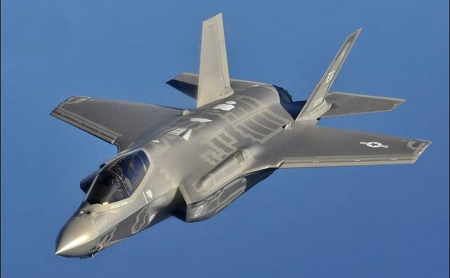 Avion de luptă american F-35