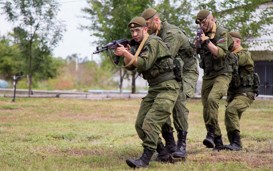 Militari ruşi în Transnistria