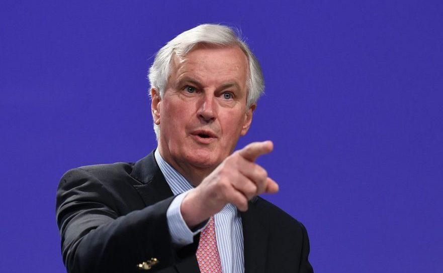 Michel Barnier, negociatorul şef al UE pentru Brexit