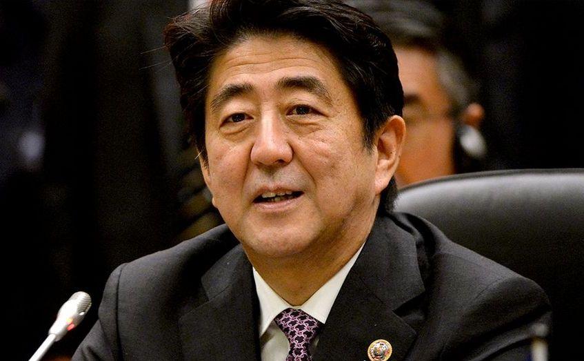 Premierul nipon Shinzo Abe