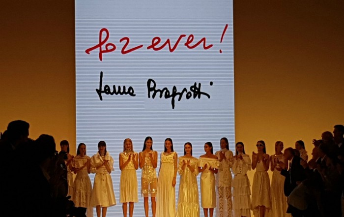 Milano Fashion Week 2017:parada de modă Laura Biagiotti