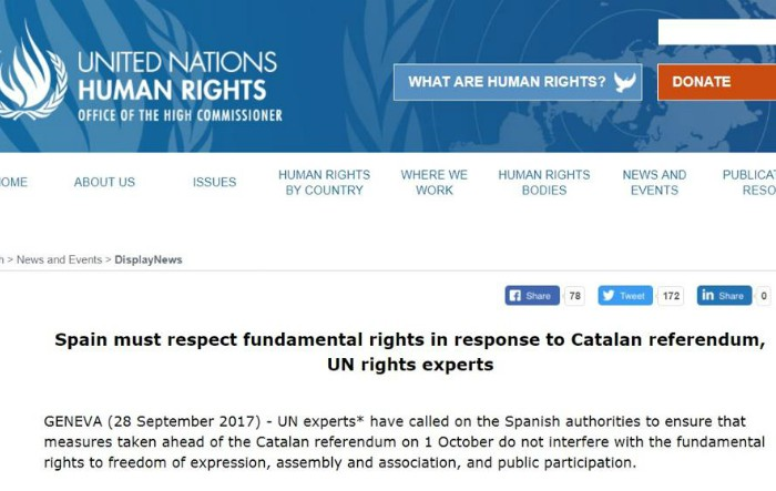 Raport ONU