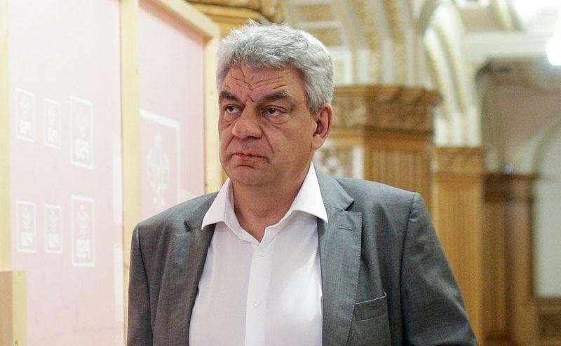 Premierul român Mihai Tudose