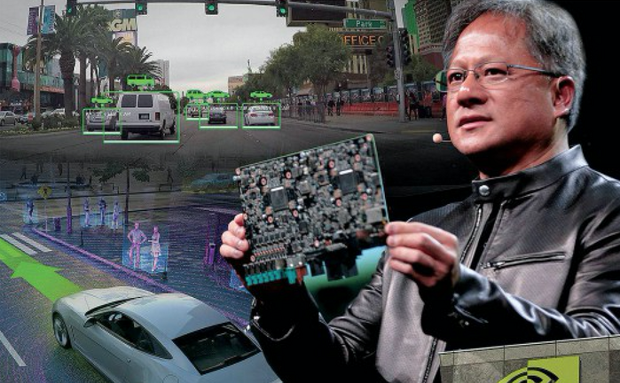CEO-ul Nvidia, Jensen Huang
