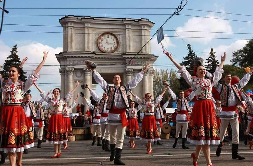 Hramul oraşului Chişinău
