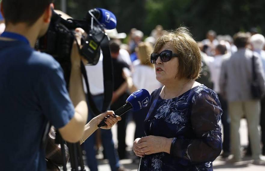 Maria Ciobanu - deputata PLDM din R. Moldova