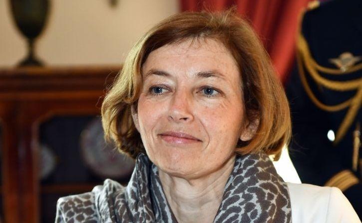 Ministrul francez al apărării, Florence Parly.