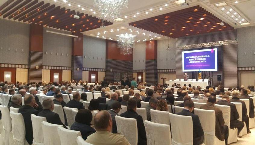 Adunarea generală a judecătorilor din R. Moldova