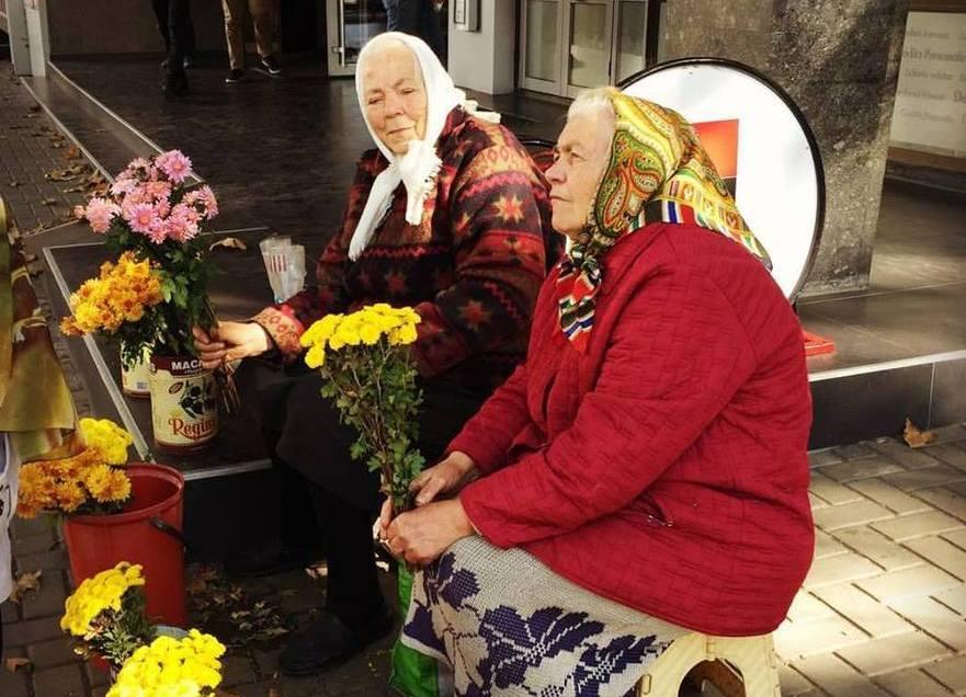 Pensionari din R. Moldova