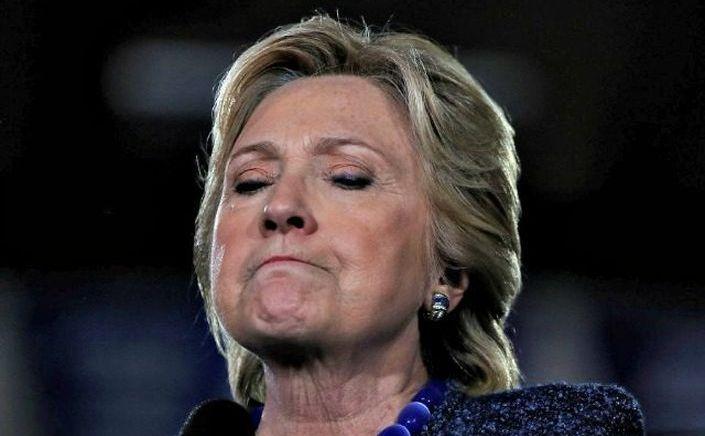 Fostul secretar de stat al SUA, Hillary Clinton.