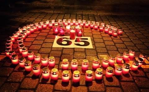 Comemorare Colectiv, Baia Mare, 30 octombrie