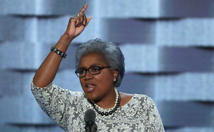 Donna Brazile, fosta preşedintă a Comitetului Naţional Democrat.