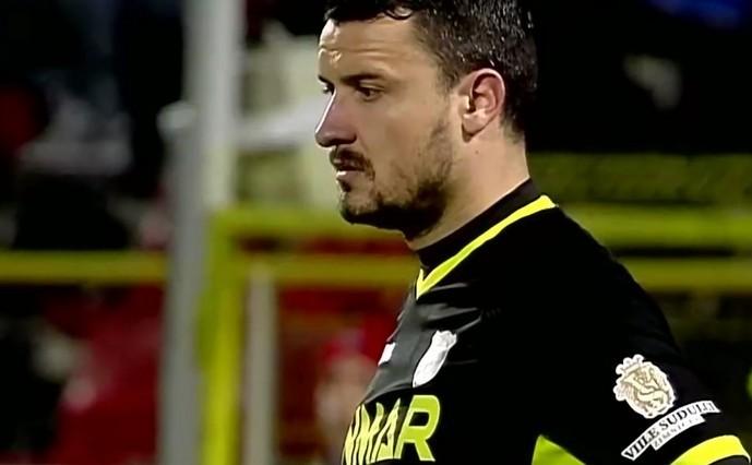 Fotbalistul român Constantin Budescu.