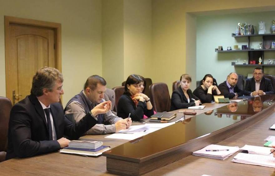 Şedinţa grupului de lucru al Ministerului Justiţiei de la Chişinău