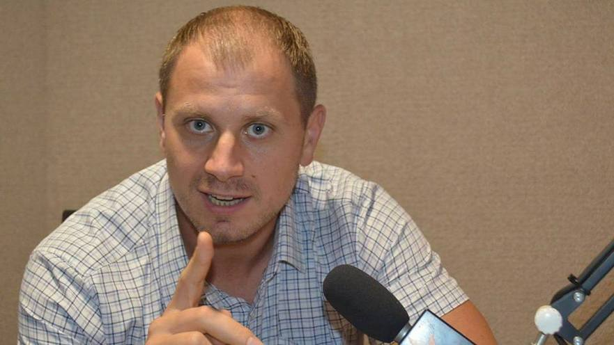 Ştefan Gligor, directorulul de politici şi programe al Centrului de Politici şi Reforme