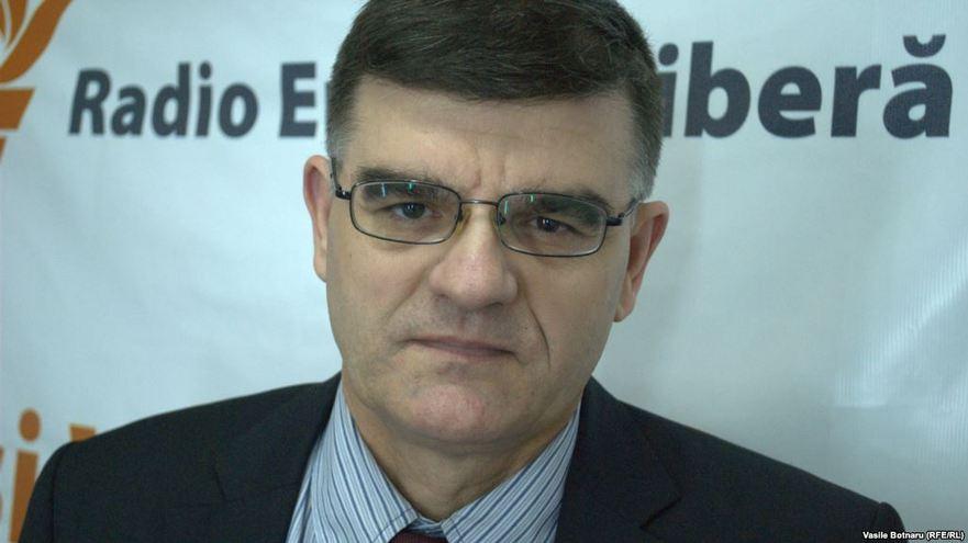 Gheorghe Cojocaru, istoric