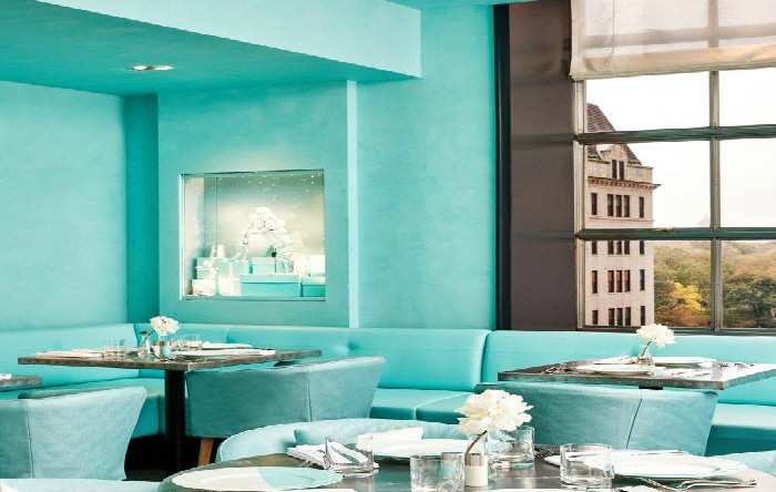 Blue Box Cafe de Tiffany & Co
