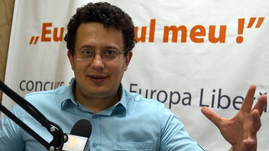 Vadim Pistrinciuc, deputat PLDM
