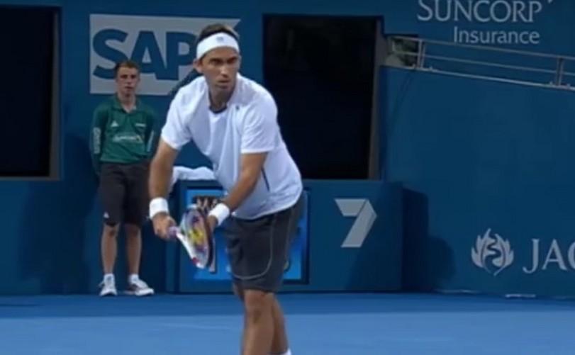 Jucătorul român de tenis Horia Tecău.