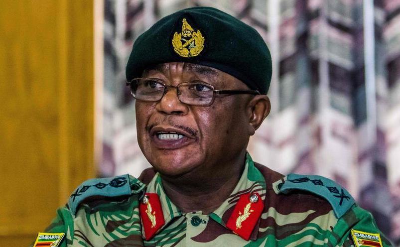 Şeful armatei statului african Zimbabwe, generalul Constantino Chiwenga.
